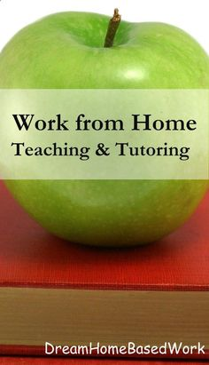 Would you love tutoring students online? Check out the latest list of work at home jobs as online tutor or teacher.