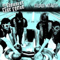 Los Kanibales Suf Combo (Chile) Portada de Cuidado Mutantes