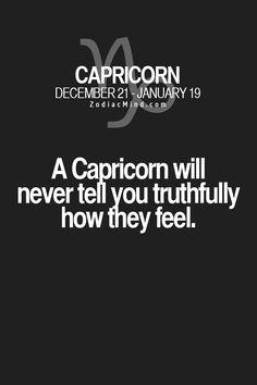 True. I prefer to keep some secrets.