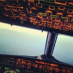 After take off from CHQ(Chania-Crete)