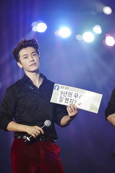 "SUPER JUNIOR WORLD TOUR ""SUPER SHOW6"" in HONGKONG"
