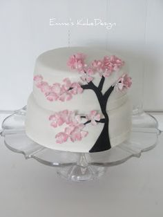 Have your cake and eat it too. Sugar Flowers, Flower Tutorial, Sweets, Baking, Cake, Cloths, Desserts, Tutorials, Snacks