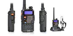 BAOFENG UV5RE Dual Band Amateur Radio with Earpiece
