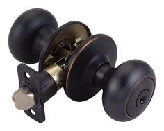 Design House 753046 Cambridge/Entry/ Ka4 6W Box Oil Rubbed Bronze