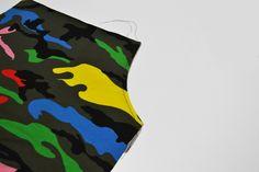 Návod na šití: střih easy dress - SHAPE-patterns.cz Shape Patterns, Shapes, Fashion, Moda, Fashion Styles, Fashion Illustrations
