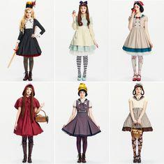 Gyaru Fashion, Harajuku Fashion, Kawaii Fashion, Lolita Fashion, Cute Fashion, Gothic Fashion, Asian Fashion, Japanese Street Fashion, Lolita Dress
