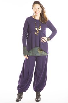 Playhouse Thermal Tunic UnPrinted-Blue Fish Clothing