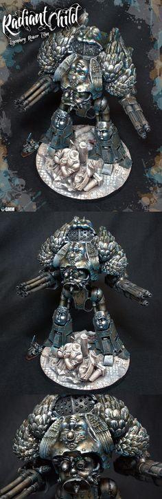 Radiant Child - Legendary Reaver Titan
