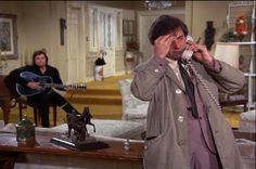 "Tonight 3-3 in 1974: Johnny Cash guest stars as gospel singer ""Tommy Brown"" on tonight's ""Swan Song"" episode of NBC's Columbo."