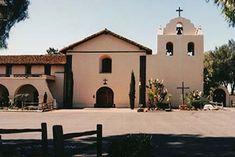 Mission Santa Ínes, Solvang California