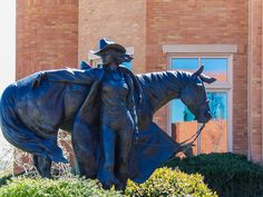 Photos from the Fort Worth Cultural District in Texas