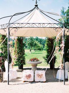 Photo by Melanie Nedelko Photography Parks, Das Hotel, Gazebo, Outdoor Structures, Outdoor Decor, Photography, Wedding, Home Decor, Pavilion