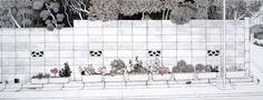 「つつじのプランター」2008 : 須藤由希子|Yukiko Suto 作品など まとめ - NAVER まとめ