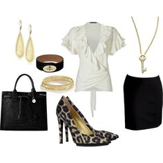 Steppin' Out, created by meg-sullivan on Polyvore
