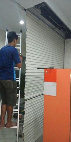 Service Rolling Door Sanwamas di Tambun bekasi