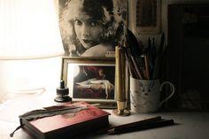 One-to-Watch artist Marion Costentin (France) http://magazine.saatchiart.com/articles/artnews/saatchi-art-news/one-to-watch/marion-costentin