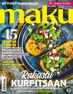 Paras suolainen piirakka – lukijoiden 10 suosikkia | Maku Tahini, Espresso, Curry, Ethnic Recipes, Food, Espresso Coffee, Kalay, Curries, Meals