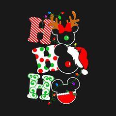 Check out this awesome 'Hohoho+Santa+Mickey+Xmas' design on Disney Christmas Decorations, Mickey Mouse Christmas, Christmas Svg, Christmas Time, Holiday, Mickey Mouse Wallpaper, Wallpaper Iphone Disney, Christmas Drawing, Christmas Paintings