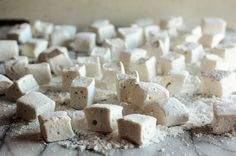 Pastry Affair | Vanilla Bean Marshmallows
