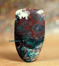 Rare Old Stock Arizona Bisbee Turquoise Cabochon by LostSierra, $26.00