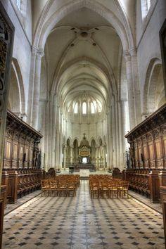 Abbaye de Pontigny (Yonne 89)  en Bourgogne