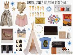 GIRLSTALKTOBOYS Gift Guide