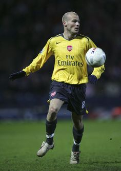Freddie Ljungberg, Arsenal