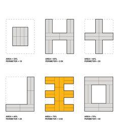 THE MODULES // PHILADELPHIA, PA // 2010 - Building shape catalog