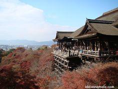 O outono no Japão The beautiful #autumn in #japan  Veja mais no: http://ideiasnamala.com/2013/07/22/o-outono-no-japao/