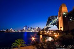 Sydney Harbour, Australia. Photo by Pawel Papis.