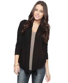 Draped Open Cardigan | FOREVER21 - 2005757194