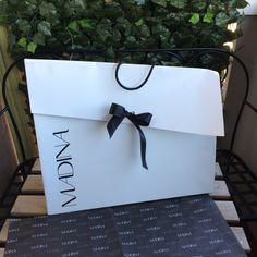 Milan, 9th December 2016 #CorsoVenezia #Madina #shoppingbag