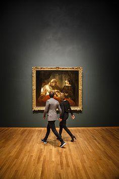 Op vrijdagavond in alle rust de tentoonstelling Late Rembrandt bekijken. Geniet van de verhalen van onze Late Rembrandt experts, een drankje en live muziek.  Voor deze exclusieve vrijdagavonden zijn maar een beperkt aantal tickets beschikbaar.