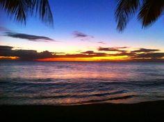 Sunset- Rincon, PR