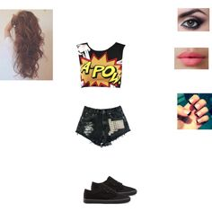 """""""sporty"""" by lady-emily on Polyvore"""