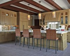 Shaker Style Cabinetry Design, Pictures, Remodel, Decor and Ideas - page 17
