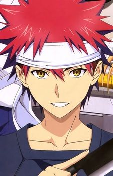 Looking for information on the anime or manga character Souma Yukihira? On MyAnimeList you can learn more about their role in the anime and manga industry. Manga Boy, Anime Manga, Anime Quizzes, Yukihira Soma, Cute Anime Guys, Demon Slayer, Manga Characters, My Hero Academia Manga, Character Art