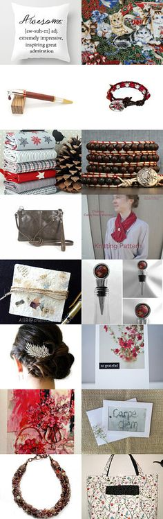 A Few of My Favorite Things! by spoiledfelines1 on Etsy--Pinned+with+TreasuryPin.com #teamsp #etsytreasury #etsyfinds