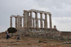 Sounio, Greece Temple of Poseidon