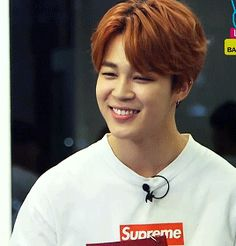 Jimins smile is so adorable #Jimin #BTS