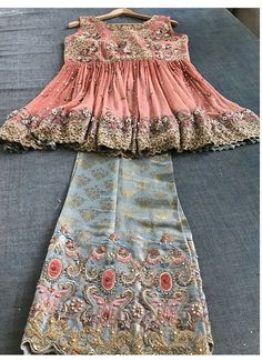We are taking orders for stunning outfit ♥️ ✅ For price and queries please DM us or you can Call/Message/WhatsApp us on… Pakistani Wedding Outfits, Pakistani Dresses, Indian Outfits, Anarkali Dress, Lehenga, Stylish Dresses, Women's Fashion Dresses, Nice Dresses, Peach Dresses
