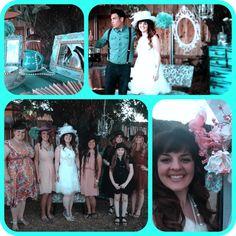 Vintage tea party Bridal shower!!!