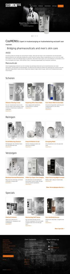 The website 'Cosmentis.com'