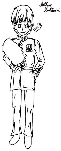 Arthur Kirkland, Anglia, Hetalia, England, csak körvonal, male, férfi, APH Hetalia England, Darth Vader, Fictional Characters, Fantasy Characters