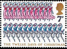 Royal Mail Christmas 1977