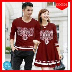 Dress Couple Snow White Red Terlaris