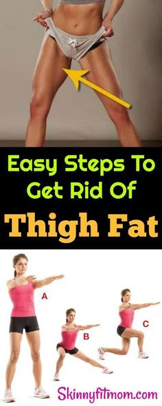 8 Effective Exercises To Get Rid Of Inner Thigh Fat – .Learn here how to get rid… 8 Effective Exercises To Get Rid Of Inner Thigh Fat – .Learn here how to get rid of thigh fat and toned legs fast. Fitness Workouts, Fitness Po, Easy Workouts, At Home Workouts, Health Fitness, Fat Workout, Slim Legs Workout, Physical Fitness, Easy Fitness