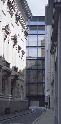 Offices, 10 Gresham Street | Gallery | Projects | Foster + Partners