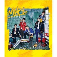 MAP6 /魅力を発散タイム(2ND SINGLE ALBUM) [MAP6] - 韓国音楽専門ソウルライフレコード