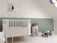 Inspiratie babykamer - Kinderkamervintage